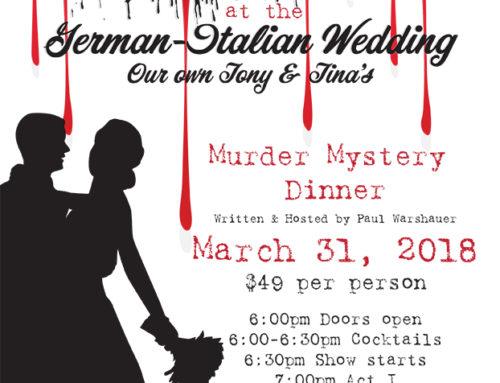 Murder at the German-Italian Wedding